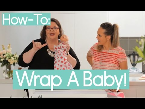 Download How To: Wrap A Baby - Never Seen Before Trick!