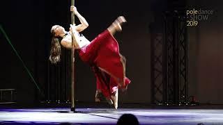 Hanka Venselaar - Guest Performance - Pole Dance Show 2019
