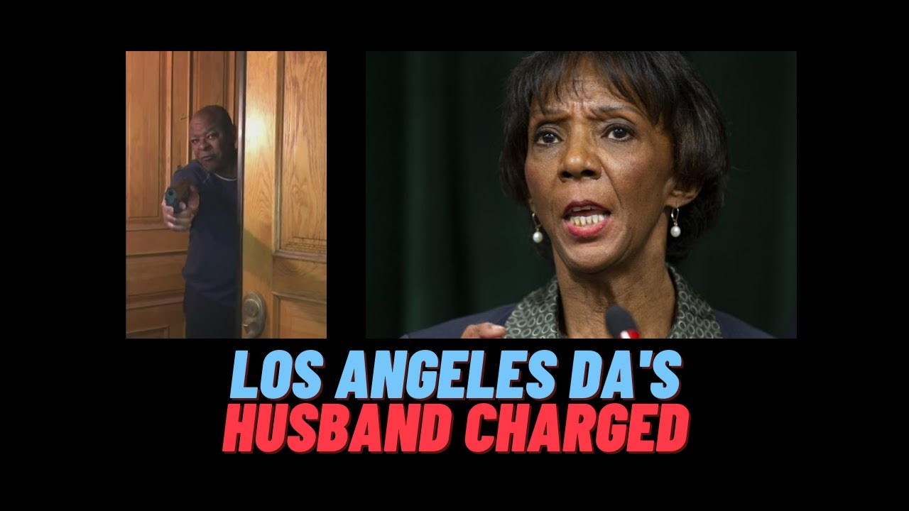 Democrats Eat Their Own: LA DA Husband Charged (6 Months Later)