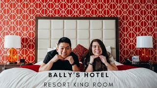 BALLY S HOTEL CASINO LAS VEGAS TOUR REVIEW