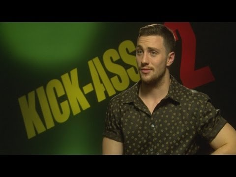 Kick-Ass 2 interview: Aaron Taylor-Johnson on Jim Carrey, The Avengers and Godzilla