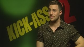 Kick-Ass 2 interview: Aaron Taylor-Johnson on Jim Carrey, The Avengers and Godzilla