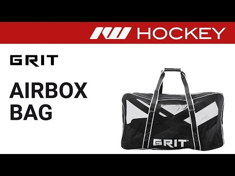 Grit AirBox Hockey Bag Review