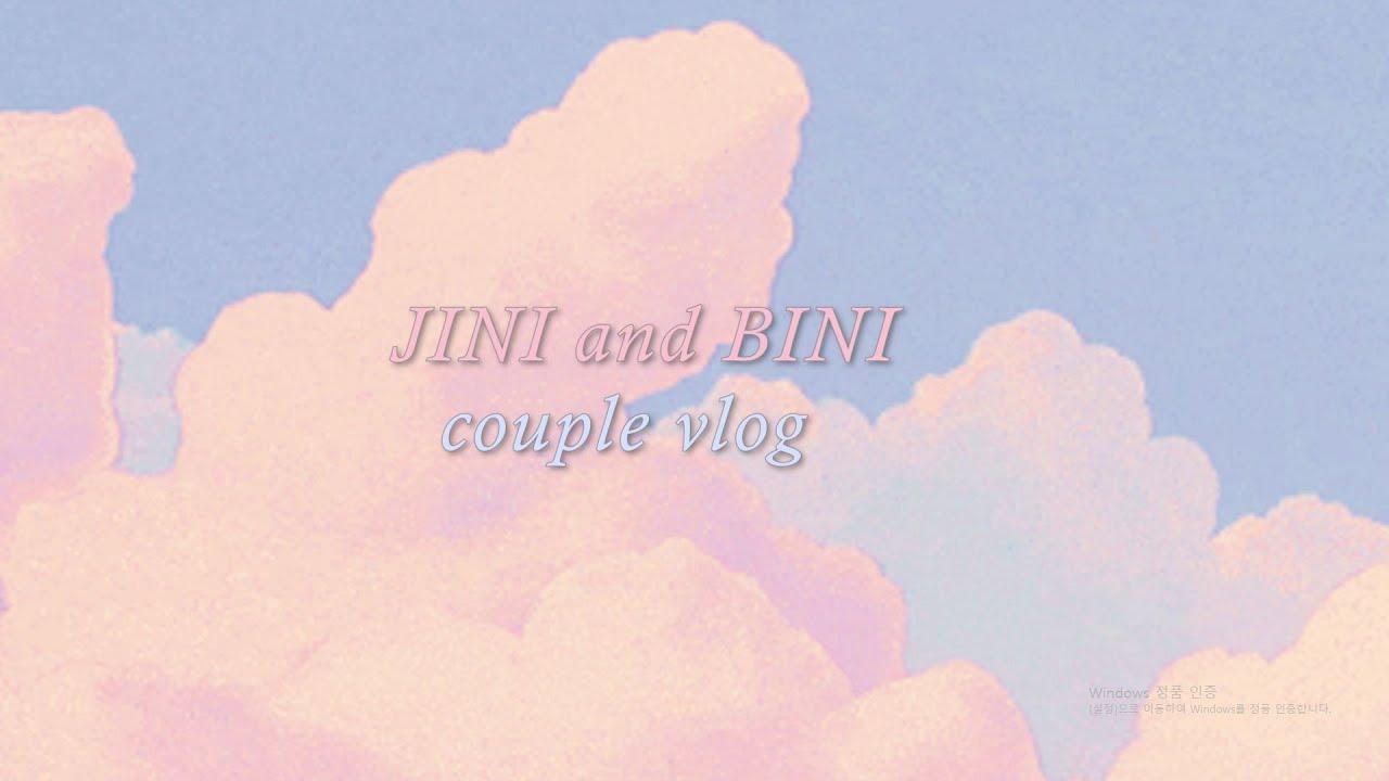 ♥JINI & BINI COUPLE VLOG♥