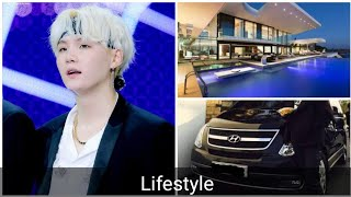 Lifestyle of Suga (BTS rapper),Income,Networth,House,Car,Family,Bio