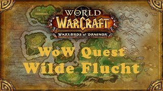 WoW Quest: Wilde Flucht (H)