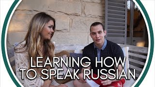 Learning How To Speak Russian: Basic Expressions