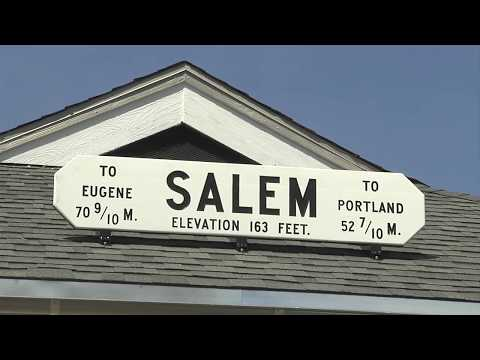Historic Salem Railroad Baggage Depot embarks on its next life