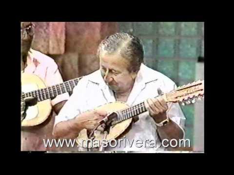 Maso Rivera - Show de Tiples 1989 - Cuatro Puertorriqueño - Puerto Rico