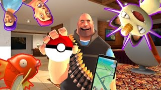 HEAVY PLAYS POKEMON GO