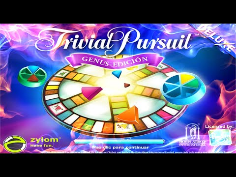 Descargar Trivial Pursuit Genus Edition Pc 1link Español Youtube
