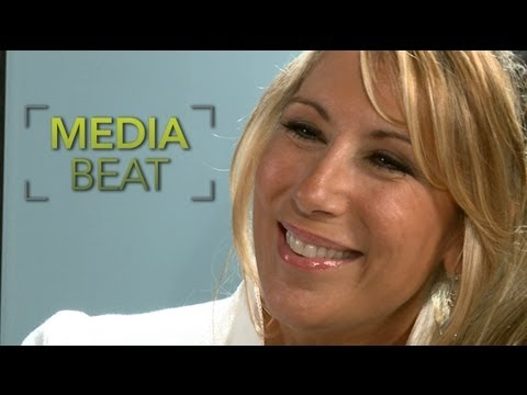 Lori Greiner Talks About Swimming with the Sharks (Media Beat 1 of 2)
