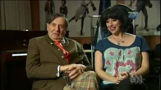 Barry Humphries jazzes up pre-war Germany with Meow Meow and the Australian Chamber Orchestra