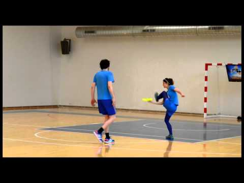 Frisbeer Cup 2015 - Mixed - Sophie & Toby