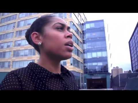 FIRST DAY OF MY INTERNSHIP!!!-June 3, 2013- every1hatesfee vlog