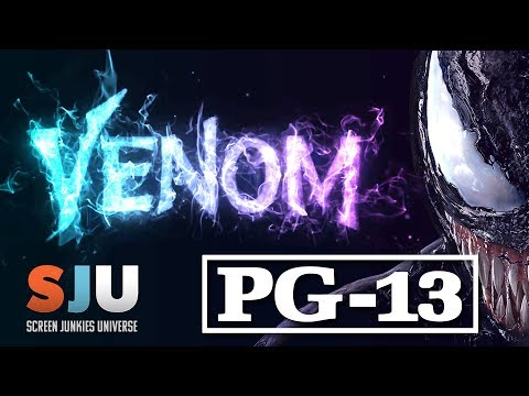 The Dark Knight Inspired Venom's PG-13 Rating - SJU