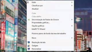 Como Volta a cor branca do visualizador de imagens do Windows 7