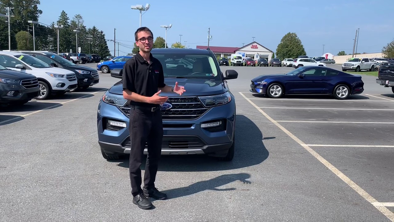 Chapman Ford Columbia >> 2020 Ford Explorer
