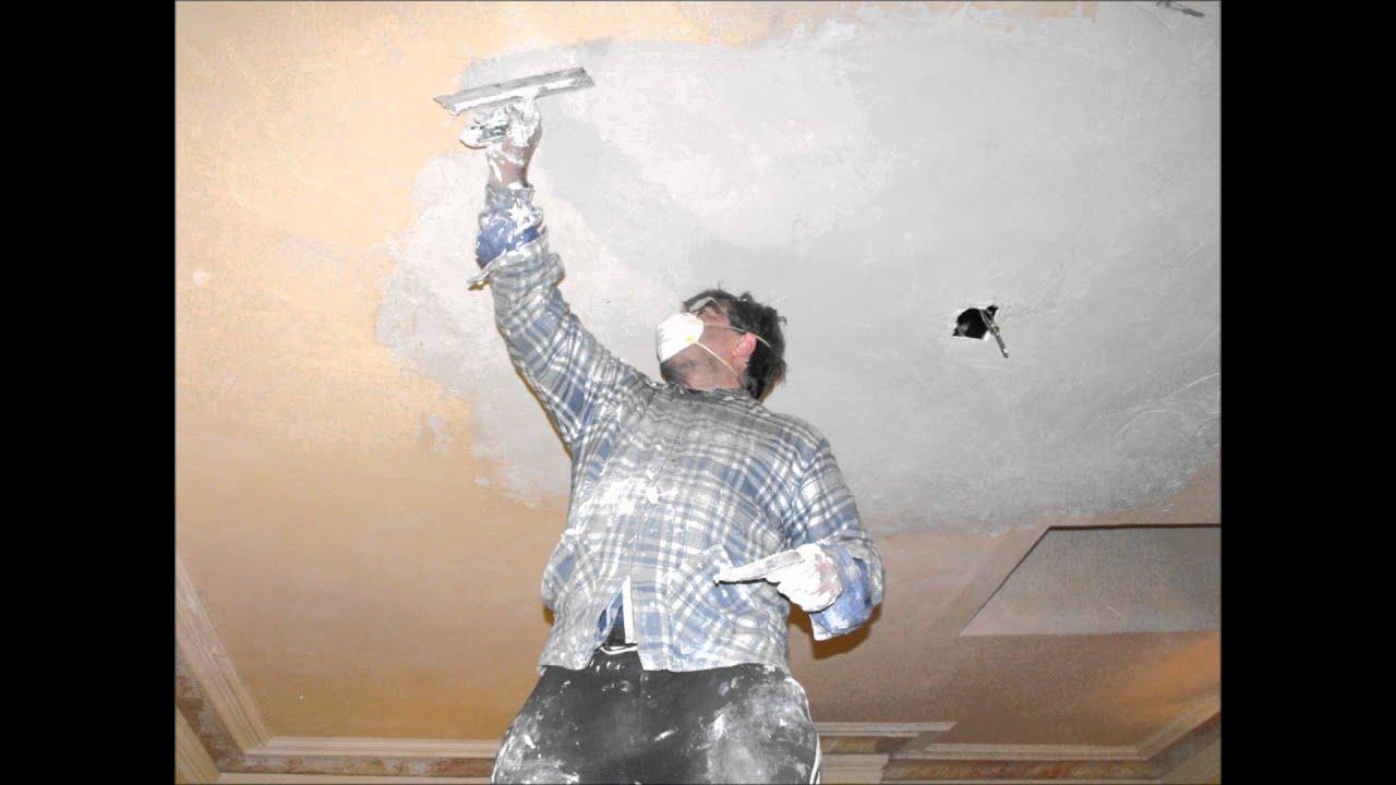 Plastering Ceiling Rose Installation Lath U0026 Plaster   Hawthorn Plaster  Repairs