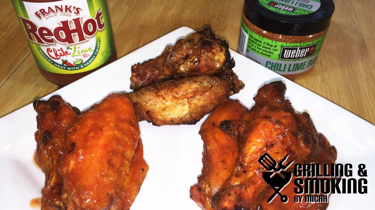 Wings Wednesday Chili Lime Wings