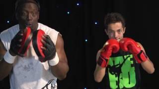 Tae Bo Youth Boxing With Elijah!