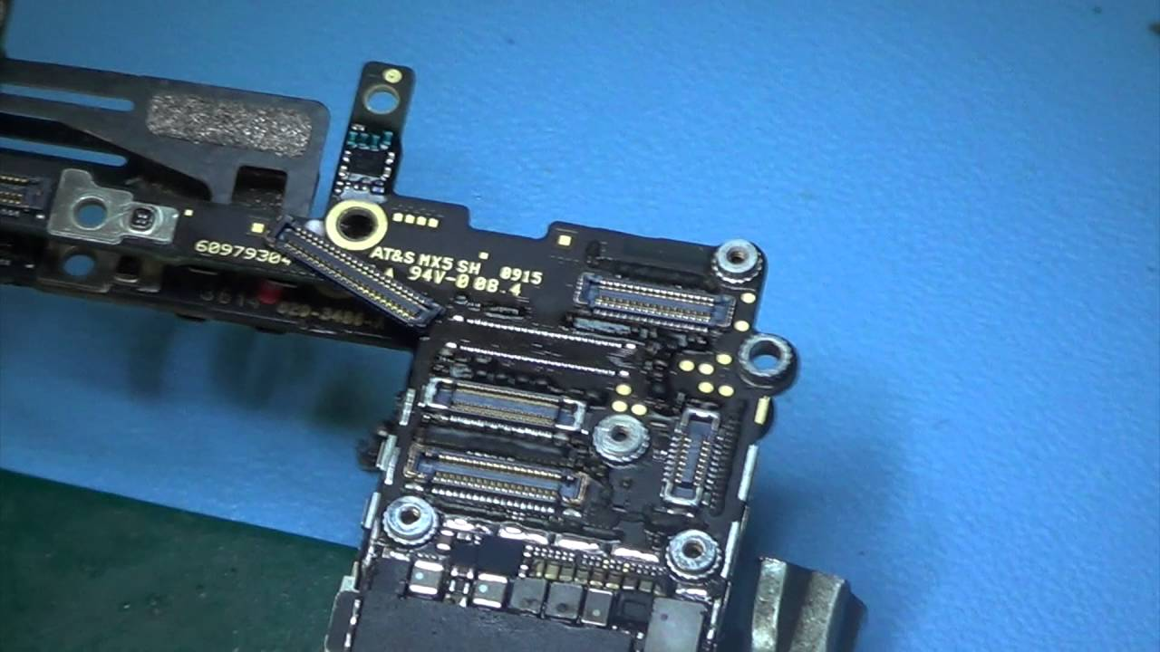iphone 6 connector how to replace iphone 6 touch connector taken from 11312