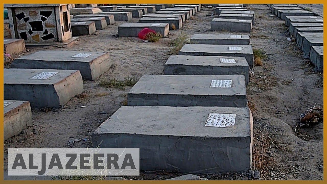 AlJazeera English:Iraq: 31 unidentified bodies found buried in Karbala