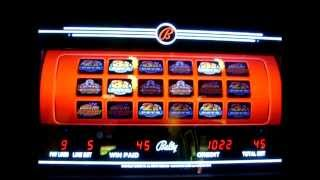 Quick Hit Fever Bonus Free Spins - 5c Bally Reel Slots