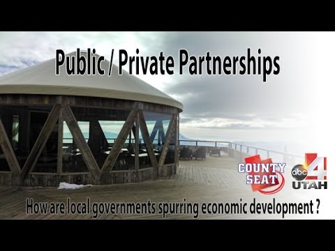 Public Private Partnerships in Counties