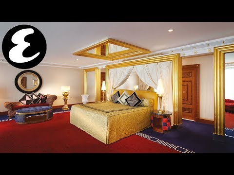 Inside the Burj Al Arab Jumeirah | Sweet Suites