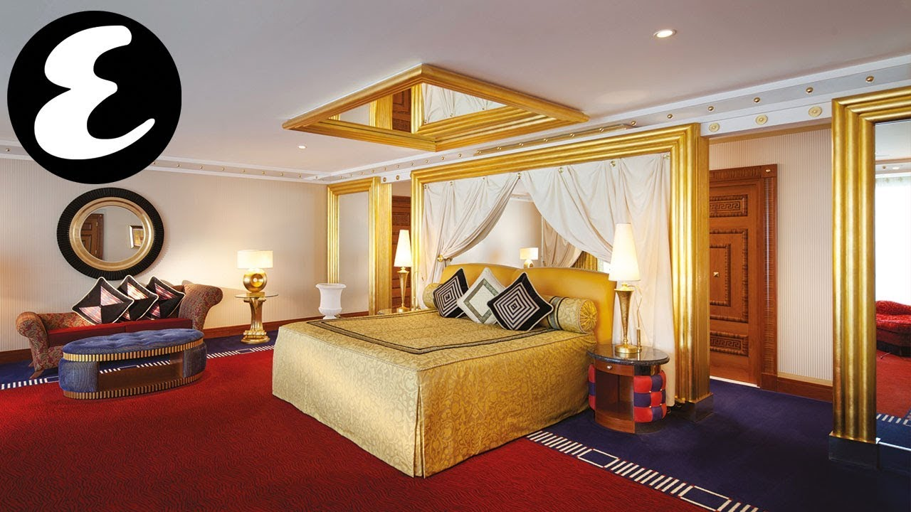 Inside The Burj Al Arab Jumeirah Sweet Suites