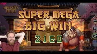 Hanzo's Dojo €5 MEGA WIN!! (New game by Yggdrasil!)