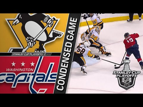 05/05/18 Second Round, Gm5: Penguins @ Capitals
