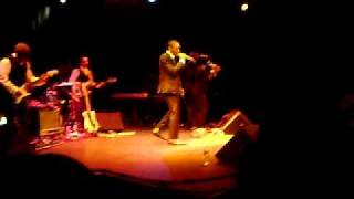 Raphael Saadiq @ The City Theatre Detroit, MI