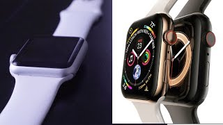 Apple Watch series 4 Leaked Images