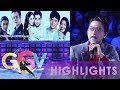 ggv daniel throws questions at jadine lizquen and joshlia