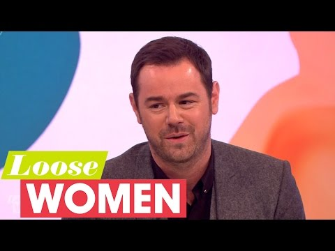 Danny Dyer On Getting Married And EastEnders Storyline | Loose Women
