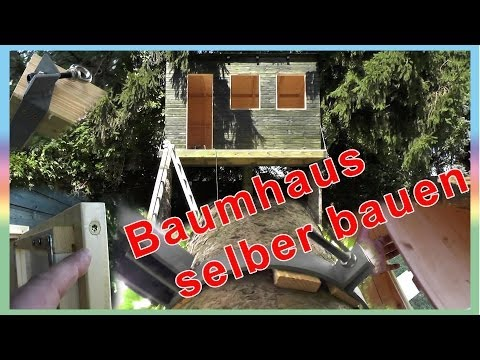 baumhaus videolike. Black Bedroom Furniture Sets. Home Design Ideas