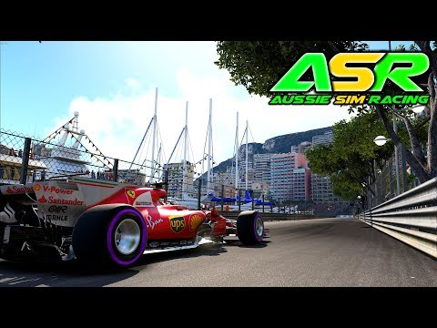It's Time for Monaco - F1 2017 ASR League Season 3