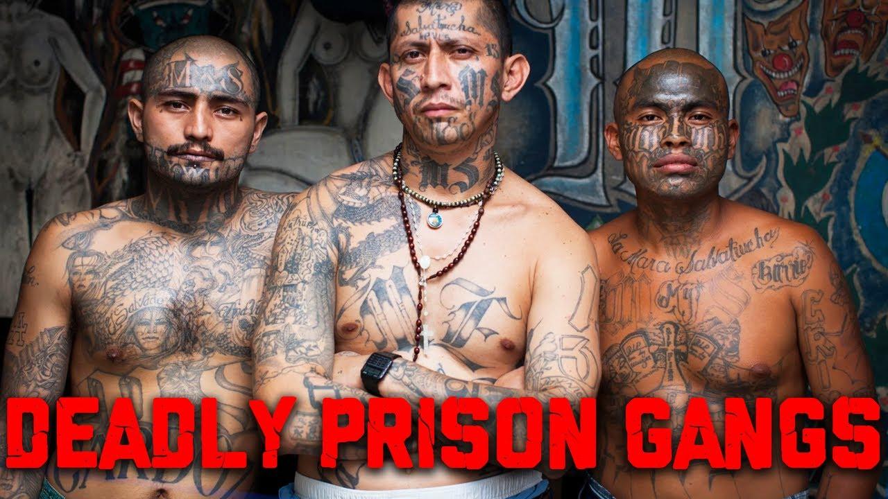The Worlds Deadliest Prison Gangs