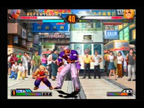 the king of fighters 2002 para ps3