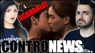 SCANDALO THE LAST OF US PART 2 E ASSASSIN'S CREED ODYSSEY! #ControNEWS