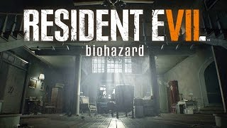 Resident Evil 7 w/ Albert-01R Gun!