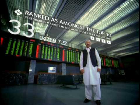 Karachi Stock Exchange  TVC