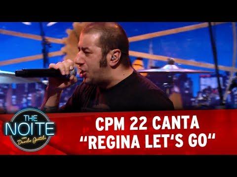 "Vídeo exclusivo: CPM 22 toca ""Regina Let's Go"" | The Noite (11/07/17)"