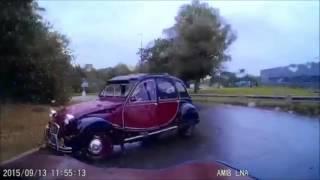 Compilation d'accident de la route France #3