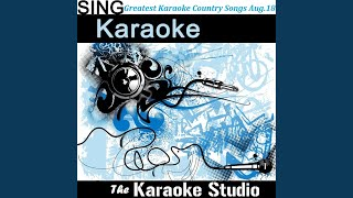 Hotel Key (In the Style of Old Dominion) (Karaoke Version)