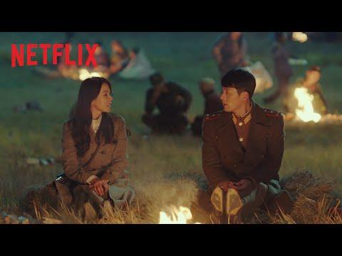 ปักหมุดรักฉุกเฉิน (Crash Landing On You)   ตัวอย่าง(type)อย่างเป็นทางการ   Netflix