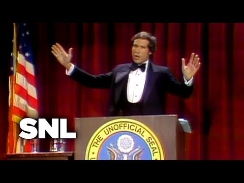 Introducing President Ford - SNL