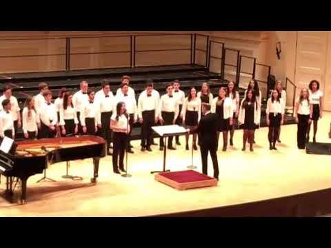 Lynbrook High School Concert Choir Hallelujah At Carnegie Hall